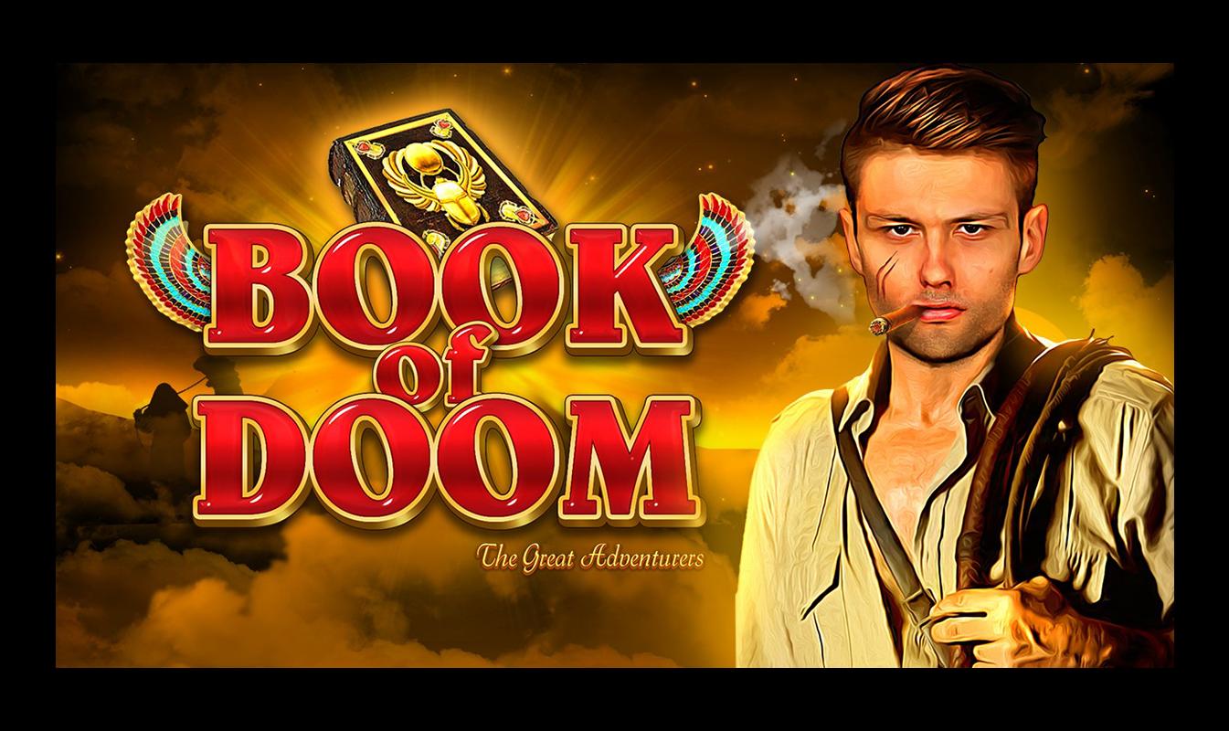 Игровой автомат Book of Doom