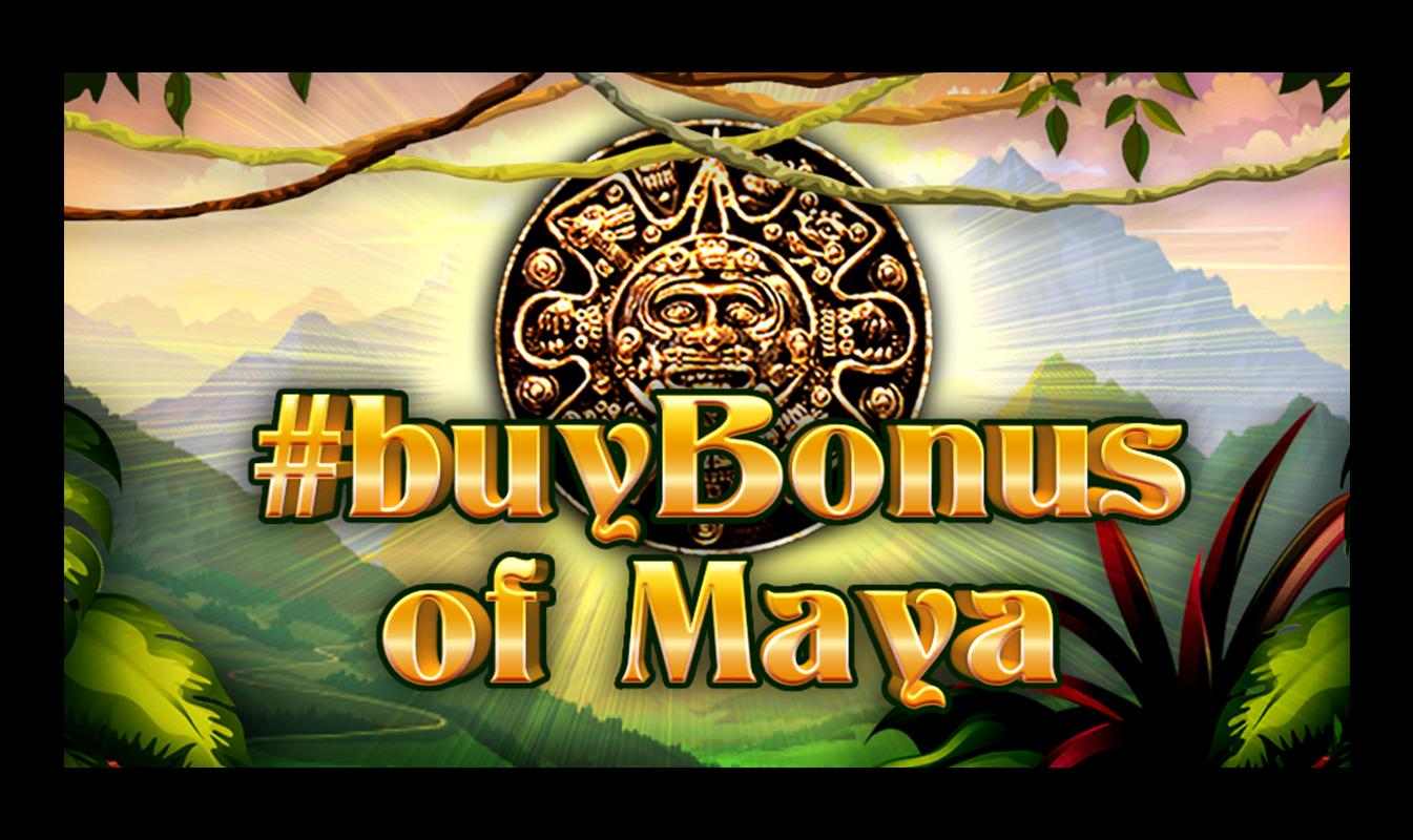 Игровой автомат BuyBonus of Maya